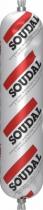 Colle : Mastic colle polyuréthane SOUDAFLEX 40FC en poche