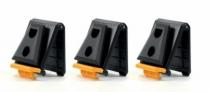 3 clips pour système ClipTech™- TB-CT-150