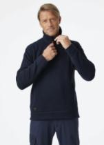 Pull zippe Kensington Knitted