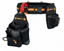 Ensemble de ceinture à outils 3 pièces pour artisan - TB-CT-111C