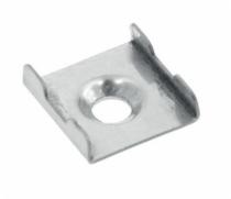 CLIPS FIXATION METAL P/PROFIL 45°