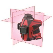 Niveau laser multiligne rouge 360°