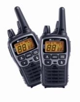 Appareil de communication : Paire de talkies PMR446 - LPD (Dual Band) - Midland XT70