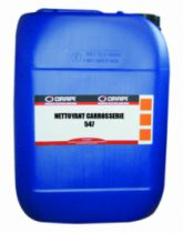 Nettoyage industriel : Nettoyant carrosserie - 547
