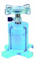Bouteille de gaz : Réchaud sur cartouche perçable C206