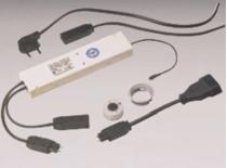 Luminaire led : Kit de commande radio