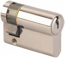 Cylindre européen standard : Demi-cylindre