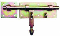 Verrou : Porte-cadenas - type écurie