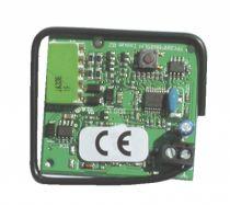 Motorisation de porte et portail : Récepteur radio et boîtier extérieur