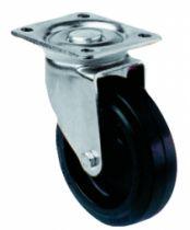 Roulette de manutention : Roue Résilex® vert - Fortainer
