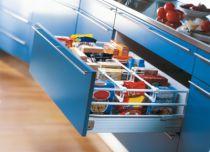 Côté de tiroir simple paroi : Aménagement intérieur pour METABOX