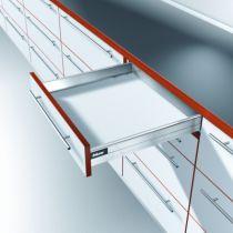 Kit tiroir double paroi Blum - TANDEMBOX : Kit Tandembox hauteur M : 96,5 mm
