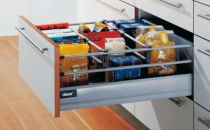Accessoire pour tiroir antaro\intivo : Accessoire pour Tandembox gris