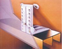 Coulissant porte intérieure bois : Inclinofix 904