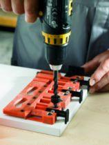 Rotation : Gabarit de perçage pour attache-façade antaro et intivo