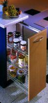 Agencement de cuisine : Pour porte à 90°