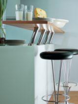Agencement de cuisine : Cylindrique