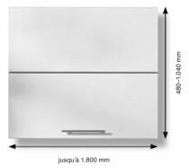 Agencement de cuisine : Accessoires pour AVENTOS HF - SERVO DRIVE