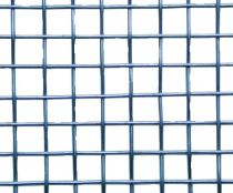 Tissu métallique : Acier galvanisé - hauteur 1 m