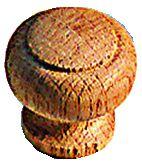 Garniture classique : Bombé - chêne brut poncé
