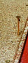 Vis à bois aggloméré : Yellox - filetage partiel ailette de fraisage - double filet