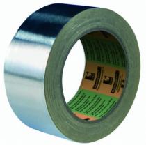 Ruban adhésif : Aluminium 50µ 110°C - 335