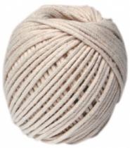 Cordeau : Coton tressé