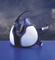 Masque coque jetable : Demi-masque - série 4000