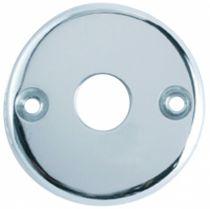 Accessoire pour bouton et béquille : Ronde - épaisseur 5 mm