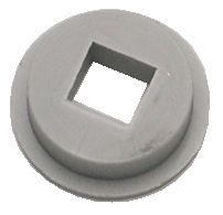 Accessoire pour bouton et béquille : Portée