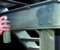 Peinture et anti-rouille : Galvanisation à froid - 2185