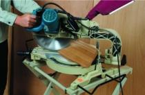Accessoire pour scie à onglet : Etabli 194043-3 pour scie Makita