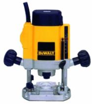 Défonceuse : DW 615 - 900 Watts - course 50 mm