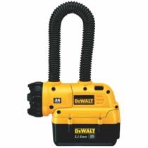 Batterie - chargeur - lampe électro-portatif : DC 509